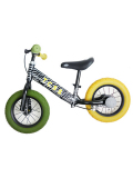 TCSS BANDITS KIDS BIKE WHITE
