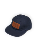 "SURREAL ""DUANE"" 6 Panel Canvas Cap NAVY"
