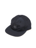 "SURREAL ""NEIL"" Reflector Print 60/40 Cloth Cap BLACK"
