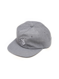 "SURREAL ""ROBERT"" Water Repellent Coat Cap GRAY"