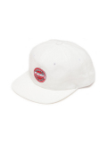 "SURREAL ""JHON"" 6panel Corduroy Cap WHITE"