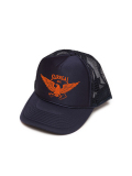 "SURREAL ""DOUGRAS"" Trucker Mesh Cap NAVY"