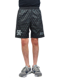 BUENA VISTA×Marbles WARM UP SHORTS BLACK