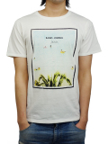 BANKS JOHN HOOK LOUNGING TEE SHIRT OFF WHITE