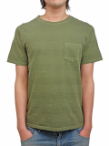 BANKS DOVERE TEE SHIRT LODEN GREEN