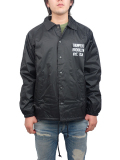 THUMPERS BASIC COACH JACKET BLACK