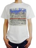 D.P.H.C S/S String Theory T-Shirt Artwork by Marok
