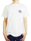 D.P.H.C S/S We Shall T-Shirt WHITE Artwork by Marok