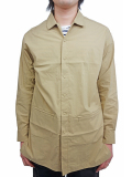 THE NORTH FACE Utility Shirt Coat KELP TAN