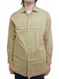 THE NORTH FACE Utility Shirt Coat KELP TAN