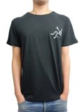 TCSS CHEERS TEE GREEN BLACK