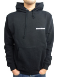 "MenaceStandard PULL OVER HOODIE ""UNION"" BLACK"