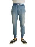 BLUEY INDIGO LOOPBACK PANTS SAX