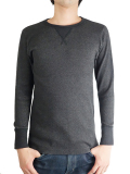 Seagreen L/S thermal gray