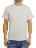Birvin Uniform Pigment Shadow TEE (SEALIFE) WHITE