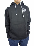 OAKLAND SURF CLUB  STANDARD HOODY BLACK