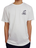 OAKLAND SURF CLUB  SNOOPY TEE BLACK