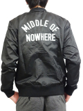 THE QUIET LIFE Middle Of Nowhere Jacket Black