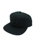 Deus ex Machina MARTIN CAP BLACK