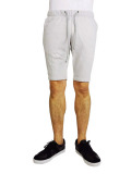DtE in California TAPERED CASUAL SHORTS LIGHT GRAY