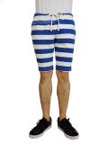 DtE in California TAPERED CASUAL SHORTS STRIPE