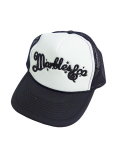 Marbles NEO LOGO MESH CAP WHITE/BLACK