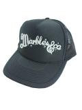 Marbles NEO LOGO MESH CAP BLACK/BLACK