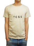 TCSS TRUSTY2 TEE CUSTARD