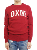 Deus ex Machina CORRECTION CREW BURGUNDY