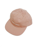 BANKS LABEL HAT ASH ROSE