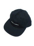 BANKS LABEL HAT DIRTY BLACK