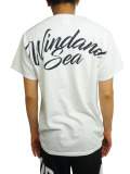 WIND AND SEA T-SHIRT C WHITE