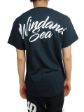 WIND AND SEA T-SHIRT C BLACK