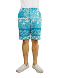Birvin Uniform STRAIGHT SHORTS SEA