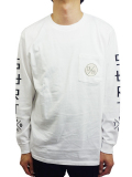 "SURT × ONEITA 17/-天竺 L/S POCKET TEE ""SURT"""