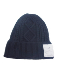 BLUEY FISHERMAN WATCH CAP NAVY