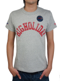 TMT×RUSSELL T-SHIRT (BIGHOLIDAY)  TOP GRAY
