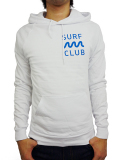 OAKLAND SURF CLUB PACIFICA HOODIE WHITE