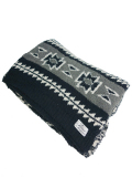 Birvin Uniform MOKOMOKO BLANKET BLACK