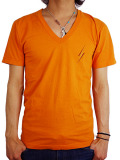 Lightning Bolt V-NECK TEE (3C稲妻) ORANGE