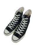 CONVERSE ALL STAR HI OX BLACK