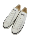 CONVERSE ALL STAR J OX WHITE