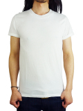T.S.G from SeaGreen CREW NECK S/S WHITE