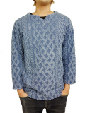 Birvin Uniform Pull over middle sleeve knit