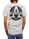 AFENDS Lids tee White