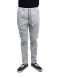 Williamsburg & Co Summer corduroy long pants Lt.Grey