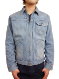 Wrangler ROUGH COWBOY 11MJZ JACKET LIGHT INDIGO