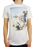 ALOHA BEACH CLUB S/S TEE HOOK WHITE