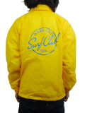 HIDE AND SEEK × OAKLAND SURF CLUB TEAM JACKET YELLOW