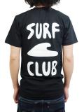 OAKLAND SURF LAGUNA TEE BLACK